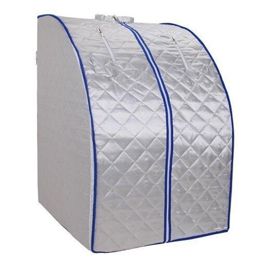Portable Infrarotsauna, faltbare Wärmekabine Ferninfrarot 1000 W - faltbare, zusammenlegbare, portable Infrarotsauna