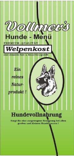 Vollmer's 37072 Hundefutter Welpenkost 5 kg