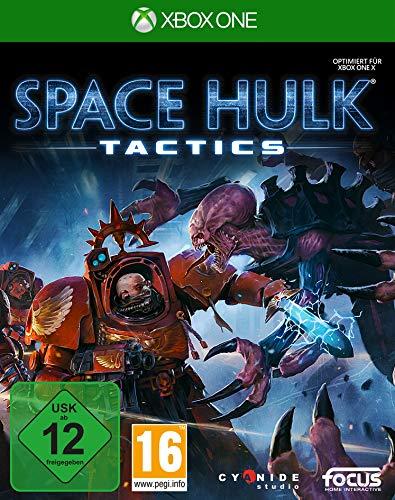 Space Hulk: Tactics - Xbox One [Importación alemana]