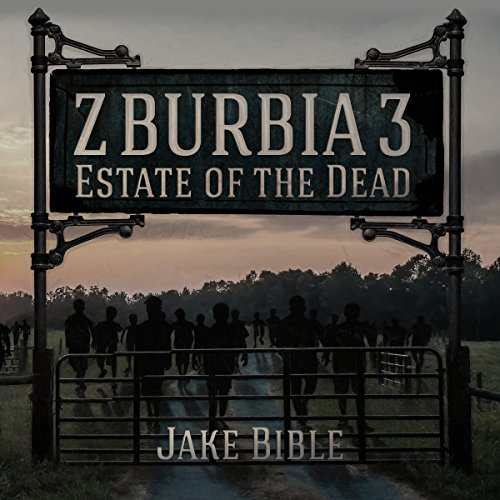 Z-Burbia 3 audiobook cover art