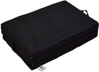 Best For Kids hopfällbar madrass för resesäng 120 x 60 cm i 5 färger (svart)