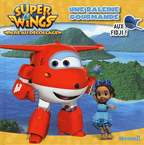 Super Wings livre