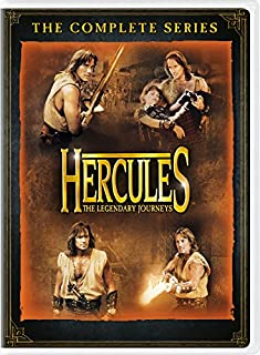 Hercules: The Legendary Journeys - The Complete Series (B07DY2H1MM)   Amazon price tracker / tracking, Amazon price history charts, Amazon price watches, Amazon price drop alerts