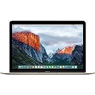 "Apple MacBook (2017) 12"" Laptop, Retina Display, Intel M3-7Y32 Dual-Core, 256GB PCI-E SSD, 8GB..."