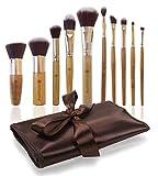 Missamé Vegan Makeup Brushes For Foundation, Blending Blush And Eye Cosmetic,...