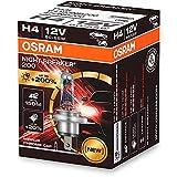 Osram Night Breaker Laser 200 Halogen Birne - H4-12V/60-55W...
