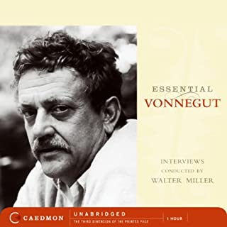 Essential Vonnegut Interviews cover art