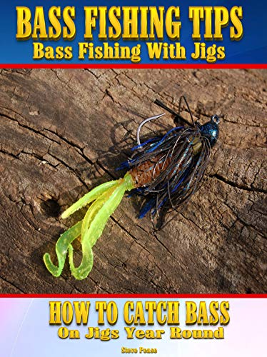 Bass Fishing Tips, Bass fishing with jigs: How to catch bass on jigs year round