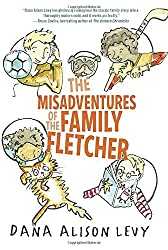 The Misadventures Of Family Fletcher Made Me Laugh Out Loud I Read Book Myself And Aloud Some Most Humorous Passages To My Kids While
