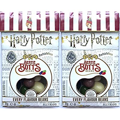 jelly belly candy company harry potter bertie bott's every flavour jelly belly beans 1.2 oz (35g) (2 packs) Jelly Belly Candy Company Harry Potter Bertie Bott's Every Flavour Jelly Belly Beans 1.2 OZ (35g) (2 Packs) 51xAFUcJOgL