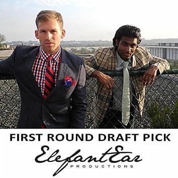 First Round Draft Pick (feat. Yohan Ferdinando)
