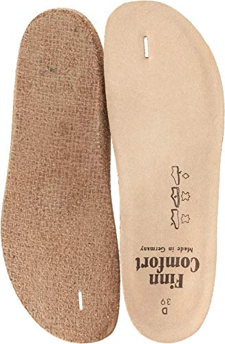 "Finn Comfort""Classic"" Soft Wedge Thong Insole No Color 37 (US Women's 6.5-7) Medium"