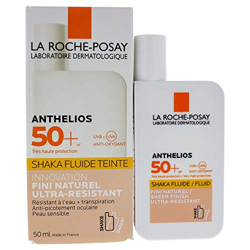La Roche-Posay Roche-Posay Anthelios Shaka Fluid Lsf 50+ Getönt, 50 Ml