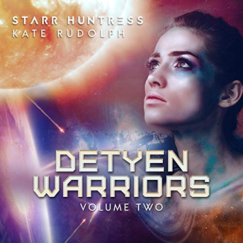 Couverture de Detyen Warriors Volume Two: Fated Mate Alien Romance (Detyen Warriors Collection Book 2)