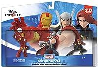 Disney Infinity: 2.0 Marvel's Avengers Fig 3-Pack