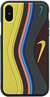 iPhone Shoe Cell Phone Case Sean W Air 97 Max 3D Textured Shock Absorbing Protective Drop Proof Sneaker Case (iPhone 7 Plus / 8 Plus)