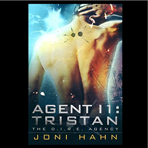 Agent I1: Tristan audiobook cover art