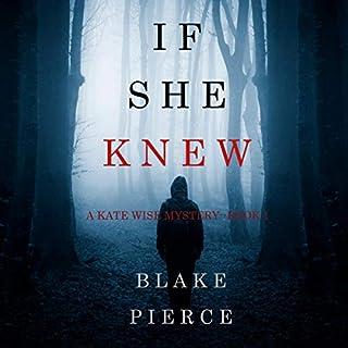 Page de couverture de If She Knew