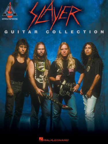 Slayer - Guitar Collection (Songbook) (Guitar Recorded Versions)