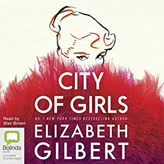 City of Girls cover art