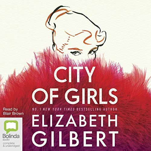 City of Girls  By  cover art