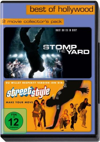 Best of Hollywood - 2 Movie Collector's Pack: Stomp The Yard / Street Style (2 DVDs)