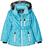 Northland Kamille Blouson de ski Fille Turquoise FR: 14A (Taille Fabricant: 14A)