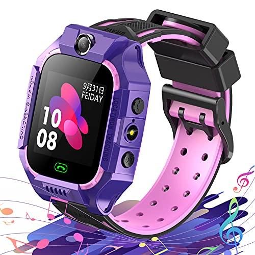 Vannico Reloj Inteligente niño, Smartwatch para Niños 12 in 1 Game Watch 8...