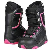 VAXPOT(バックスポット) スノーボードブーツ シューレースタイプ(靴紐タイプ) VA-3655 レディース 24.0cm