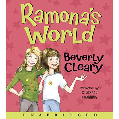 Ramona's World audiobook cover art