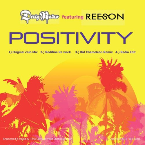Positivity (feat. Reeson) [Radio Edit]