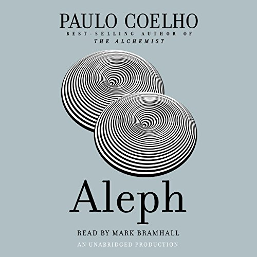 Aleph audiobook cover art