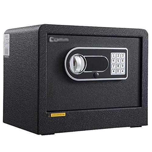 PORTABLE la cassaforte digitale può essere utilizzata comodamente a casa o in ufficio e può anche essere trasportata per la tua auto o per l'hotel durante il viaggio. Facile da installare, può essere montata a parete, presenta fori di montaggio prefo...