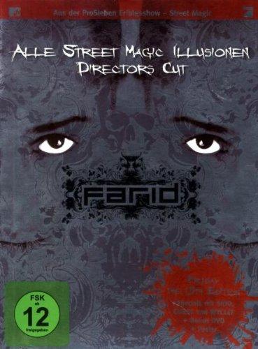 Farid - Alle Street Magic Illusionen Directors Cut (2 DVD) [Director's Cut]