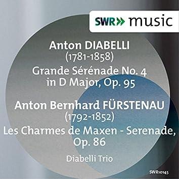 Diabelli & Fürstenau: Serenades for Flute, Viola & Guitar