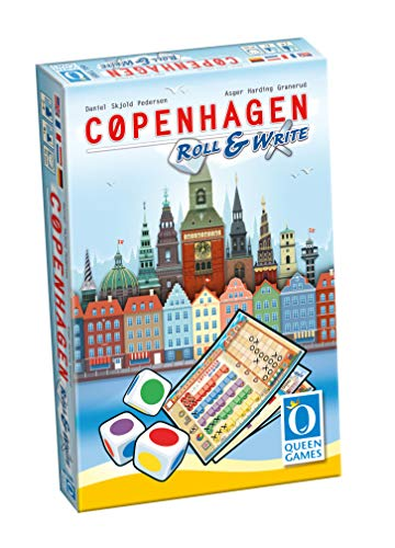 Copenhagen Roll&Write (English)