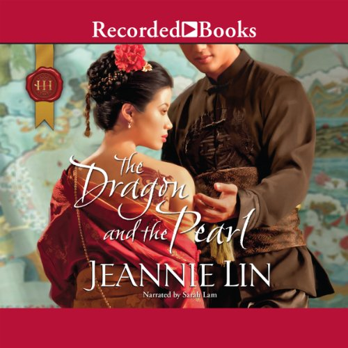 The Dragon and the Pearl audiobook cover art