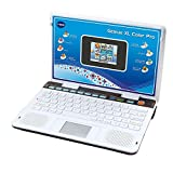 VTech - Genius Xl Color Pro Bilingue, Ordinateur Pour Enfants, Jouet Educatif - Version FR