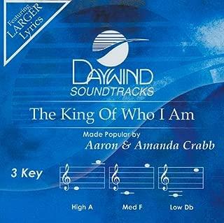 The King Of Who I Am Accompaniment/Performance Track