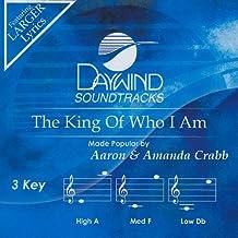 The King Of Who I Am [Accompaniment/Performance Track]