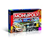 Monopoly - DDR - Deutsch - 6 Sammler Spielfiguren | Gesellschaftsspiel | Brettspiel | Spiel