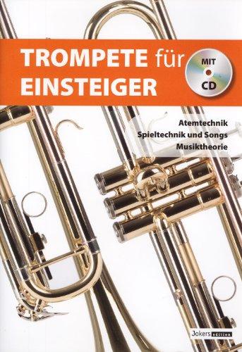 Trompete für Einsteiger - inkl. CD