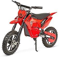 ECOXTREM Mini Moto Cross eléctrica para niños, Color Rojo.
