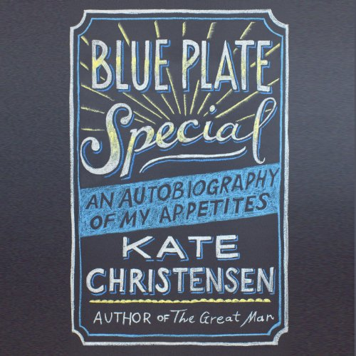Blue Plate Special audiobook cover art