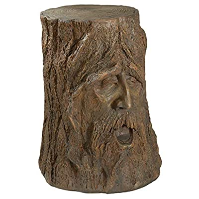 Design Toscano The Odin Greenman Sculpture,Wood Tone