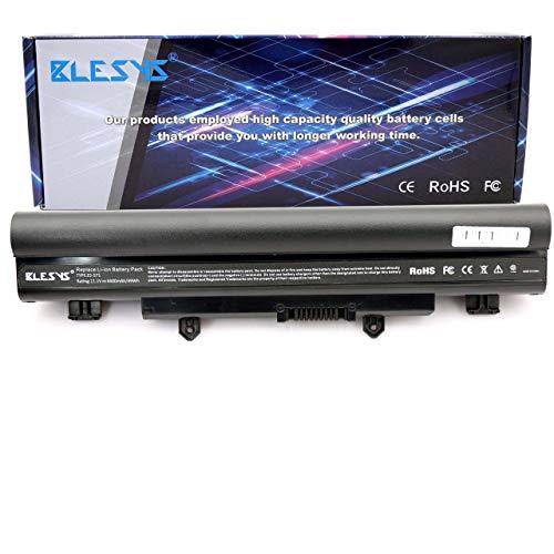 BLESYS 4400mAh AL14A32 3ICR17/65-2 KT.00603.008 Batería para portátil Compatible con Acer Aspire E5-421G E5-471 E5-551 E5-571 E5-572G Serie