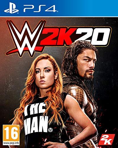 Take 2 PS4 WWE 2K20 EU