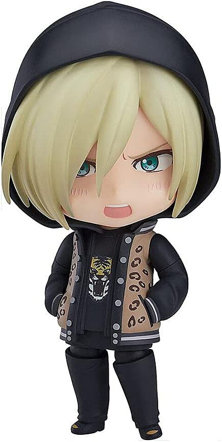 Yuri Inventory cleanup selling sale On Ice: Victor Nendoroid Max 41% OFF Plisetsky Figure Action