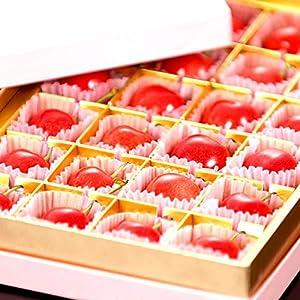 山形県産 さくらんぼ 佐藤錦 プレミアムボックス(秀品/2Lサイズ/24粒入り)