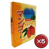 マンゴゴーフレット&マンゴパイ 25枚入 5箱セット